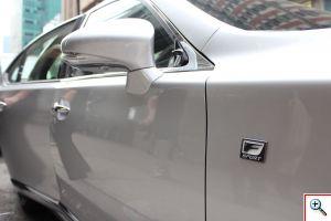 The Lexus LS F Sport