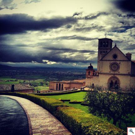 Basilica of San Francesco d'Assisi