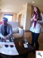Tasting notes from our guide, Tatiana