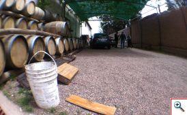 The unassuming Carmelo Patti winery