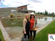 Our last day in Mendoza at Bodega Melipal