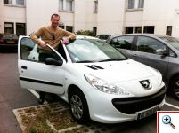 Nick and the Peugeot