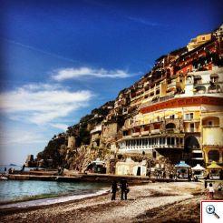 Bright Colors of Positano