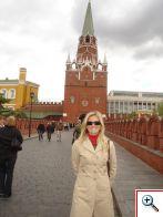 Trinity Tower, Kremlin