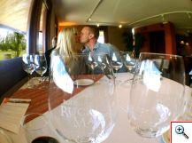 Julie and Jeff enjoying Mendoza