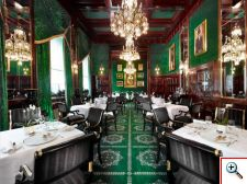 Restaurant Ann Sacher - Photo from Hotel Sacher website